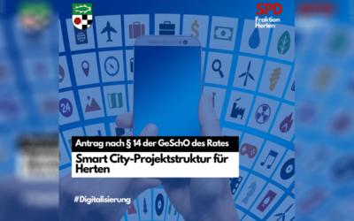 Antrag – Smart City (Kooperation SPD, CDU, FDP)